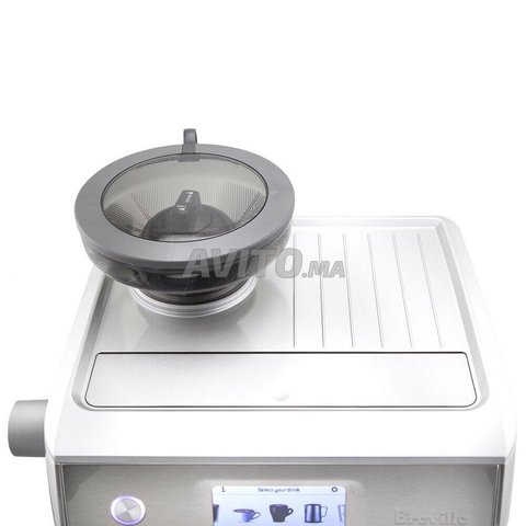 Machine à expresso Breville Oracle Touch BES990BSS - 4