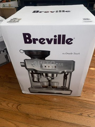 Machine à expresso Breville Oracle Touch BES990BSS - 1