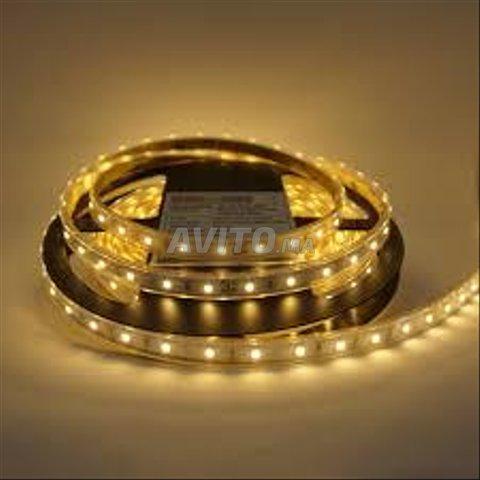 ROULEAU LED 2835 60 12V 5M IP65 6W par metre - 3