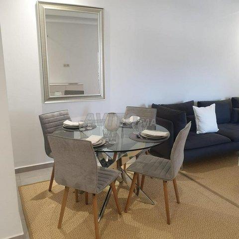Magnifique appartement meublé à Martil - 5