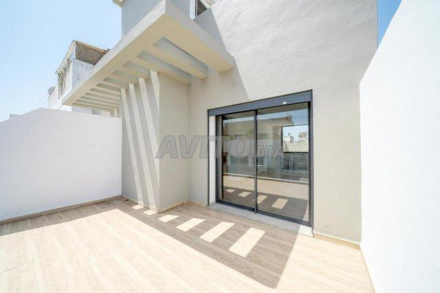Duplex 95m2 à El Maarif - 7