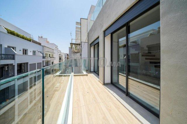 Duplex 95m2 à El Maarif - 8