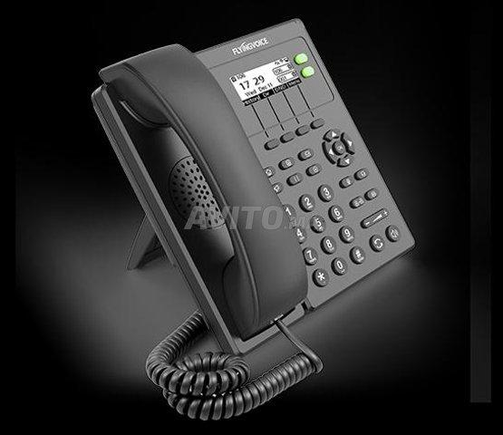 FlyingVoice FIP10P Téléphone IP VoIP - 4