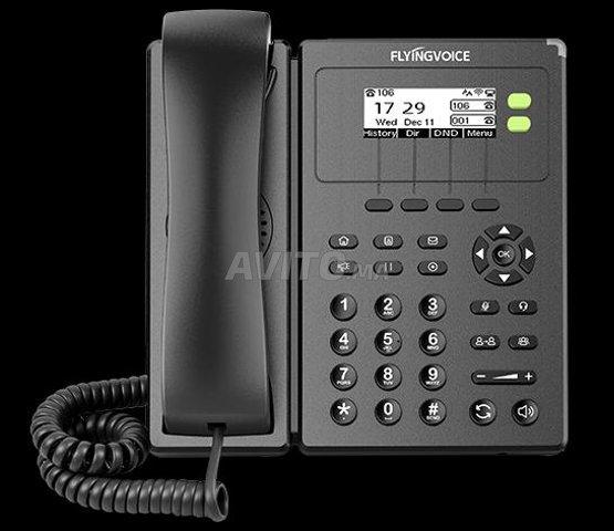 FlyingVoice FIP10P Téléphone IP VoIP - 2