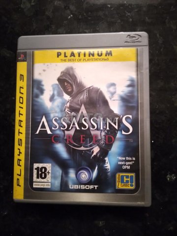 (PS3) assassin's creed - 1