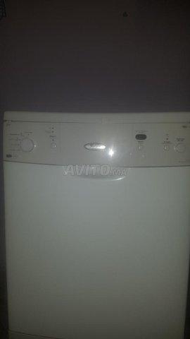 Lave vaisselle Whirplool ADP 6536 - 1