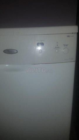 Lave vaisselle Whirplool ADP 6536 - 3