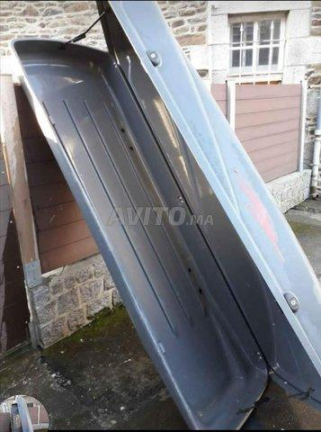 Coffre de toit 480L - 1
