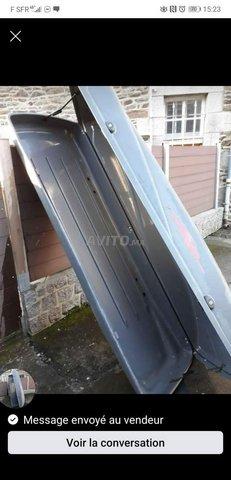 Coffre de toit 480L - 3