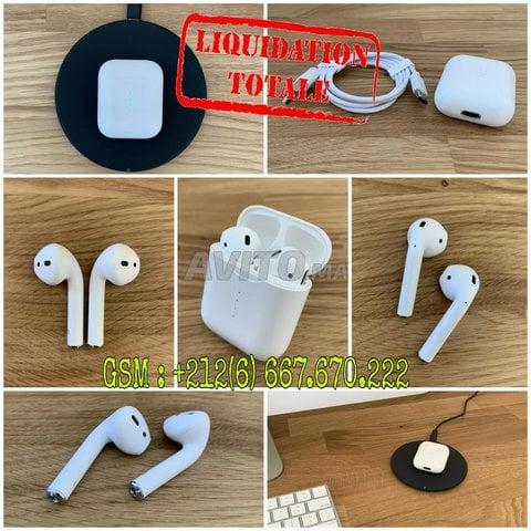 Promo écouteur i10 tws - airpods - tactile - 3