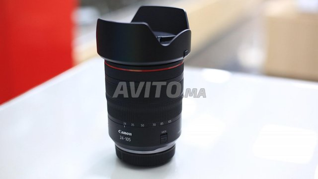 Objectif Canon RF 24-1O5mm f/4L IS USM Fès - 1