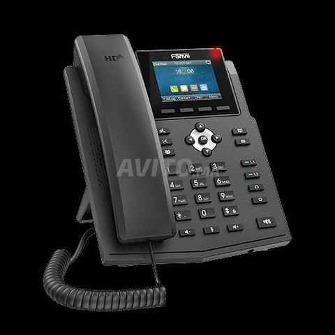 Fanvil X3SG Téléphone VoIP - 1