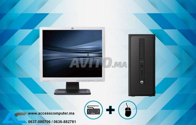 HP Prodesk 600 G1 TW ET Ecran HP LE1711 - 1