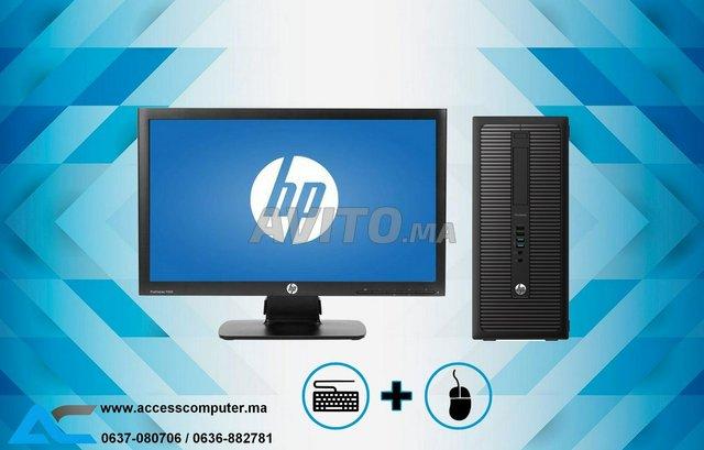HP Prodesk 600 G1 TW ET Ecran HP ProDisplay P202 - 1