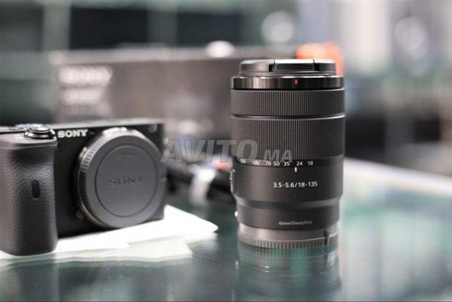 Sony Alpha A6600 OBJ18-135mm/4-0 G OSS Réf Y7g4r - 4