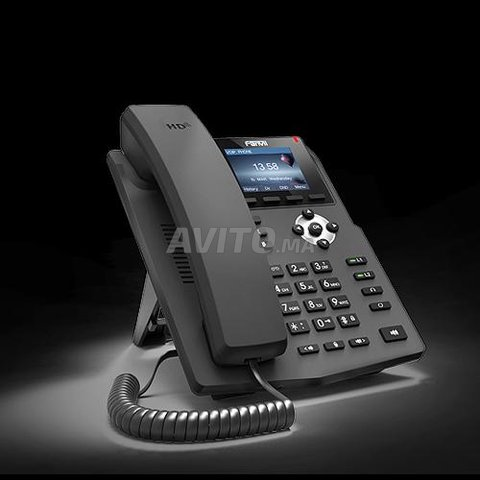 Fanvil X3S Téléphone IP - 3