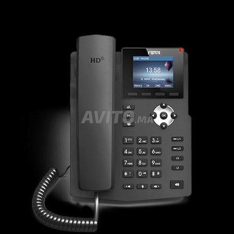 Fanvil X3S Téléphone IP - 2