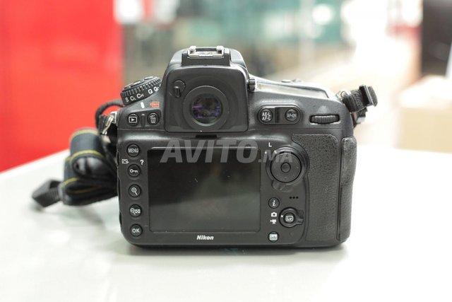 Caméra Nikon D810 à GGuelmim Réf EI3aP - 1