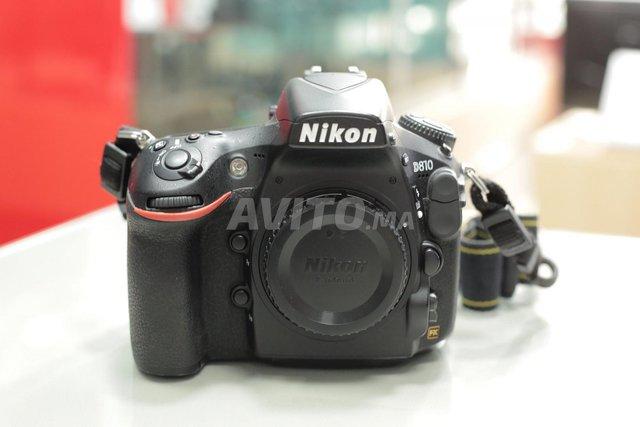 Caméra Nikon D810 à GGuelmim Réf EI3aP - 2