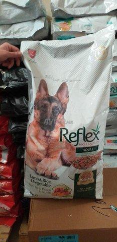 Croquettes Reflex pour chiens Adultes et Juniors - 8