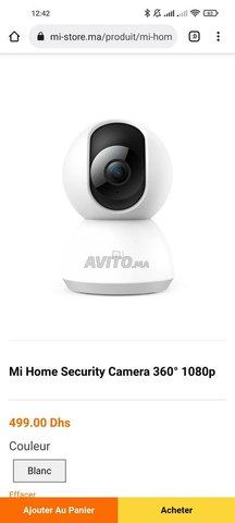 Mi Home Security Camera 360 1080p   - 1