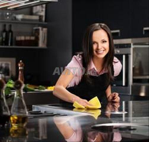 employés de maison  femme de ménage cuisinière - 7