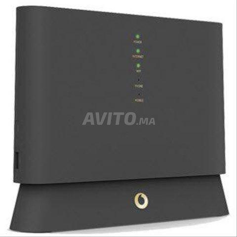 Routeur Vdsl/fo Sercom H500-s-wifi- Puissant - 1