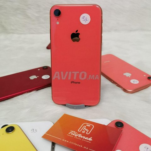 Apple iPhone XR 64 Go Prix DERB GHALLEF  - 2