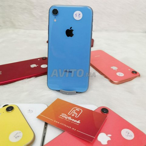 Apple iPhone XR 64 Go Prix DERB GHALLEF  - 3