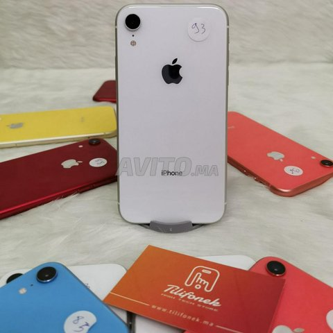 Apple iPhone XR 64 Go Prix DERB GHALLEF  - 4