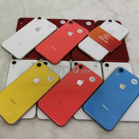 Apple iPhone XR 64 Go Prix DERB GHALLEF  - 7