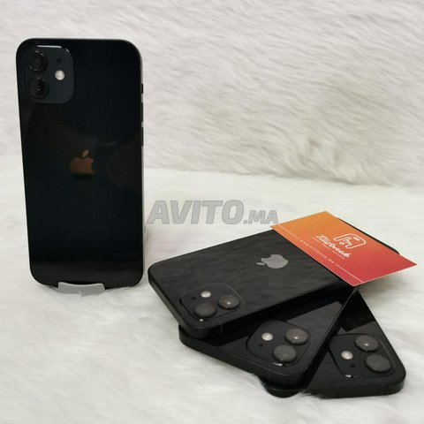 Apple iPhone 12 128 Go Prix DERB GHALLEF - 2