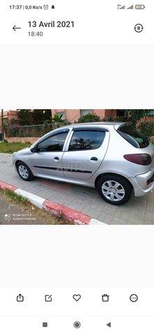 206 Peugeot - 4