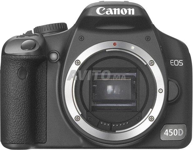 canon 450 D  - 4