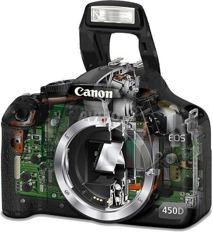 canon 450 D  - 5