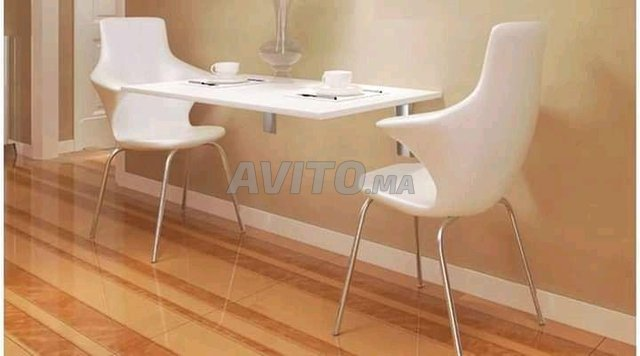 Table Pliable   - 3