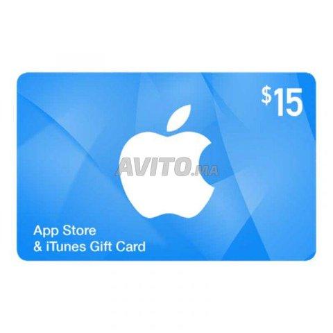 CarteApp Store & Itunes USA - 2