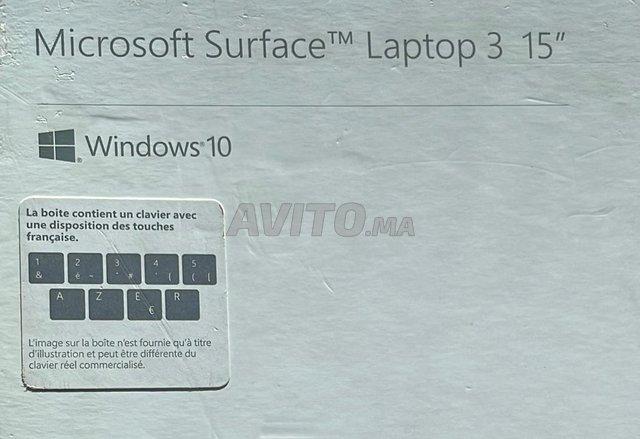 Microsoft Surface Laptop 3 (15 pouces) - 4