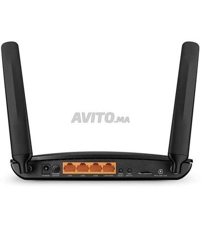 Routeur 4G LTE Compatible Tous opérateurs  - 5