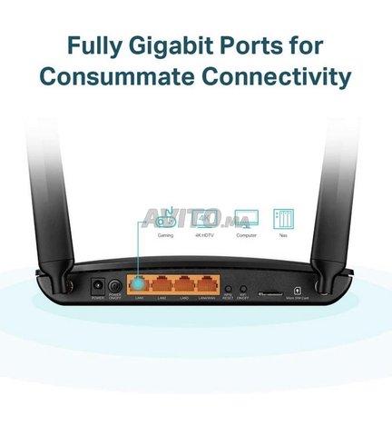 Routeur 4G LTE Compatible Tous opérateurs  - 2