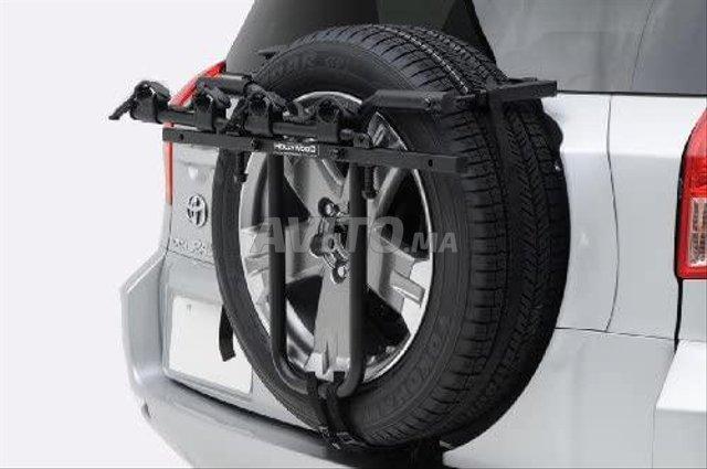 Porte 2 Vélos sur Pneu de Secours 4X4 & SUV - 6