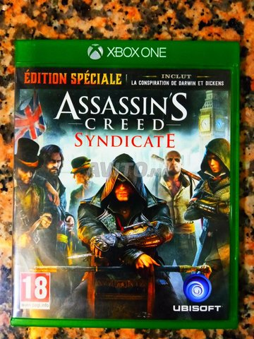 assassin's Creed syndicate Xbox one - 1