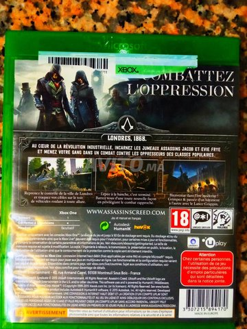 assassin's Creed syndicate Xbox one - 2