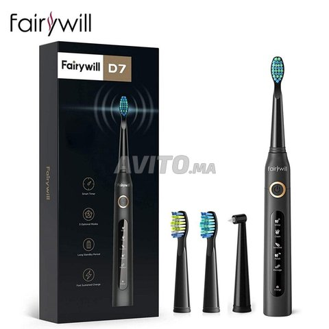 brosse à dents électrique sonique Rechargeable - 1