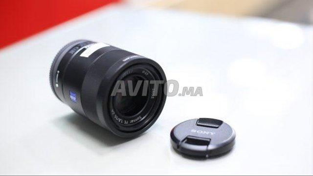 Sony 55mm F1-8 Zeiss Full Frame à centre ville - 2