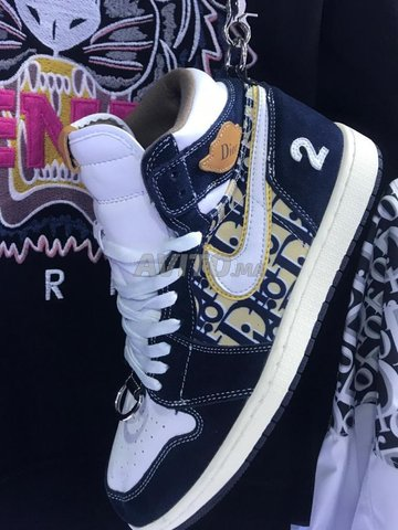 Sneakers Nike Dior dispo en promo  - 1