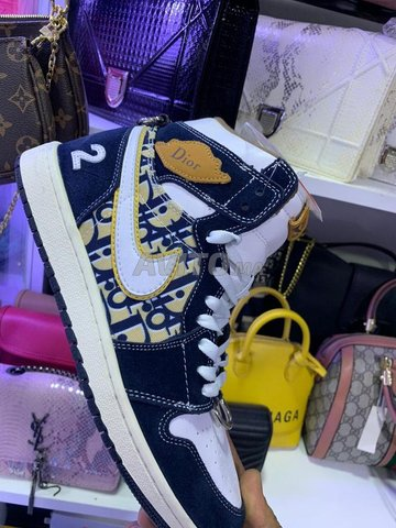 Sneakers Nike Dior dispo en promo  - 2