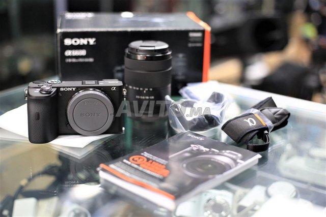 Sony Alpha A6600 OBJ18-135mm/4-0 G OSS Réf D5Kag - 1