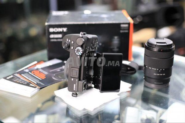 Sony Alpha A6600 OBJ18-135mm/4-0 G OSS Réf D5Kag - 3