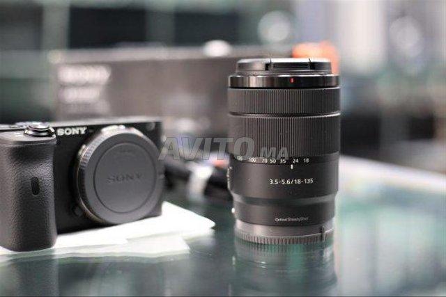 Sony Alpha A6600 OBJ18-135mm/4-0 G OSS Réf D5Kag - 4